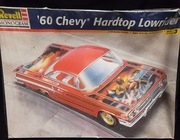 Revell 2557     --    '60 Chevy Hardtop Lowrider  1:25