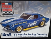 Revell 2863   --     '66 Penske Racing Corvette   1:24
