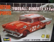 "Revell 4024    --    ""Fireball"" Roberts '57 Ford   1:25"