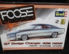 Revell 4051   --    '67  Dodge Charger 426 HEMI   /  Foose Design   1:25