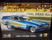 Revell 4082    --     Roland Leong's 'Hawaiian' Charger Funny Car   1:16
