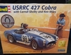 Revell 4149     --     USRRC 427 Cobra with Carroll Shelby & Ken Miles   1:24
