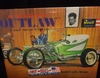 "Revell 4173   --  'Outlaw' by Ed ""Big Daddy"" Roth   1:25"