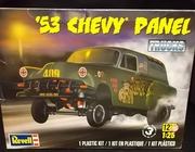 Revell 4189     --     '53 Chevy Panel     1:25