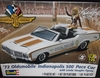 Revell 4197   --   '72 Oldsmobile Indianapolis 500 Pace Car with Linda Vaughn figure  1:25