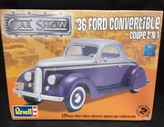 Revell 4227   --      '36 Ford Convertible Coupe 2'n1    1:24