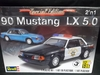 Revell 4252   --   '90 Mustang LX 5.0  Special Edition  2'n1   1:25