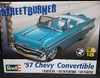 Revell 4270     --   '57 Chevy Convertible   1:25