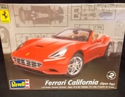 Revell 4291    --    Ferrari California  (Open Top)  1:24