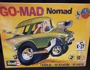 Revell 4310    --    Go-Mad Nomad