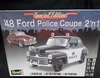 Revell 4318   --   '48 Ford Police Coupe Special Edition   2'n1   1:25