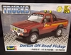 Revell 4321   --   Datsun Off-Road Pickup   1:24