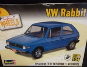 Revell 4333  ---   VW Rabbit   1:24