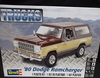 Revell 4372   --   '80 Dodge Ramcharger  1:24