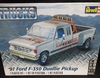Revell 4376    --    1991 Ford F-350 Duallie  Pickup    1:24