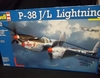 SOLD OUT!!   Revell 4701     --    P-38 J/L Lightning  1:32