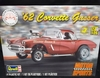 SOLD OUT!!  Revell 4949   --     '62 Corvette Gasser  1:25