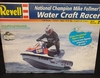 Revell 5030      --      Water Craft Racer  /  National Champion Mike Follmer  /  includes pre-painted figure & base   1:25