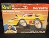 Revell 6077     --     'Street Screamers'  Corvette  w/pull-back motor