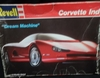 "Revell 7108  -- ""Dream Machine""  Corvette Indy   1:25  (rough box)"