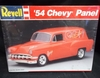 Revell 7139   --     1954 Chevy Panel   1:25