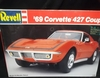 Revell 7149   --   '69 Corvette 427 Coupe   1:25
