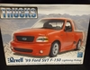 Revell 7201    --     '99 Ford SVT F-150 Lightning Pickup   1:25