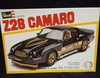 Revell 7203   --    Z28 Camaro  with T-top & Real Rubber Tires 1:25