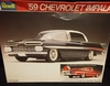 SOLD OUT!!!   Revell 7273      --      1959 Chevy Impala   1:32