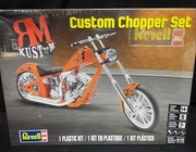 Revell 7324  --    Custom Chopper Set  1:12