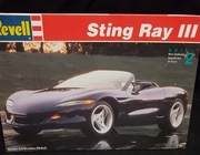 Revell 7346   --   Sting Ray III  1:25