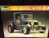 "Revell 7392     --      '29 Ford Model ""A"" Pickup Street Demons   1:25"