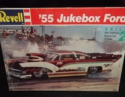 Revell 7436   --     '55 Jukebox Ford  1:25
