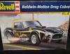 Revell 7664    --     Baldwin-Motion Drag Cobra   1:24