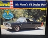 Revell 7667   --      Mr. Norm's '68 Dodge Dart   1:25 (box a little worn)
