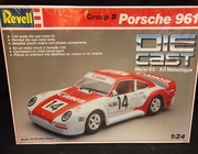 Revell 8703     --     Group B - Porsche 961   1:24