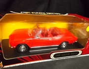 Road Sign 92498     --     1969 Corvair Monza   1:18