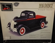 SOLD OUT!!!    SpecCast 72090     --    1936 Dodge Pickup Truck   1:25