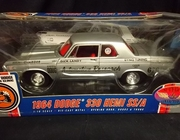 SuperCar Collect. 50246    --    Dick Landy's 1964 Dodge 330 HEMI SS/A   1:18