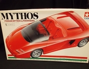 Tamiya 24104    --    Ferrari Mythos by Pininfarina   1:24  (parts off tree)