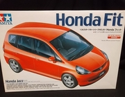 Tamiya 24251     --     Honda Fit (Jazz)   1:24