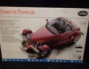 Testors 136    --    Plymouth Prowler   ** 1:43