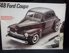 Testors 376   --    1948 Ford Coupe   1:25