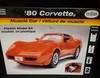 SOLD OUT!!!   Testors 4085    --   1980 Corvette   1:24