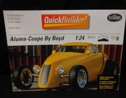 Testors 5202   --    Aluma-Coupe by Boyd   /  QuickBuilder   1:24