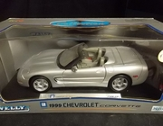 Welly 2111     --     1999 Chevrolet Corvette  1:18