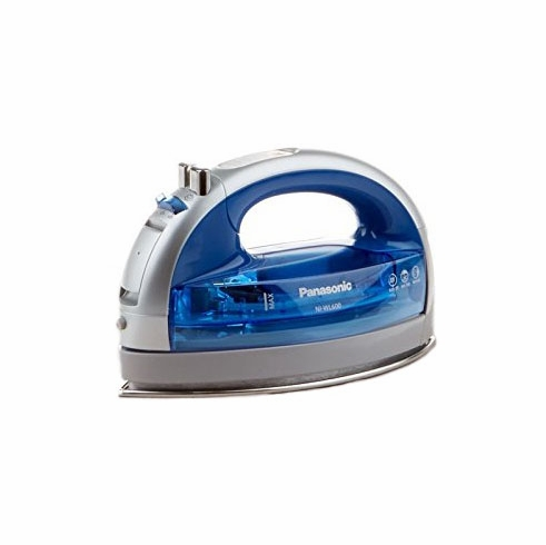 Panasonic NI-WL600 Cordless Multi-Directional Iron w/ Stainless Steel Soleplate