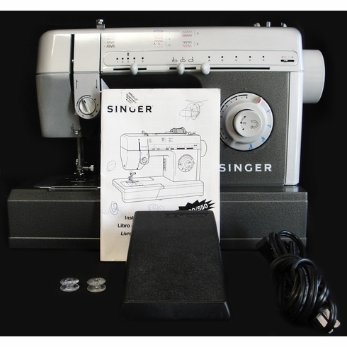 Singer CG40 40Stitch Commercial Grade Sewing Machine Cool Commercial Grade Sewing Machine