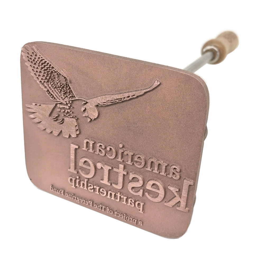 Custom Flame Heated Branding Iron