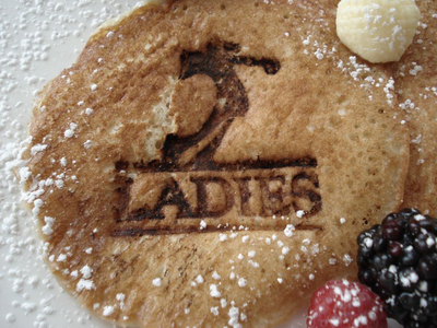 Ladies Golf Pancake